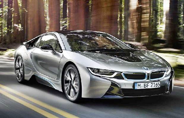 2020 BMW i8 Reviews and Release Date