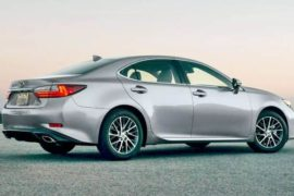 2020 Lexus ES 350 Specs, Redesign, Price and Release Date