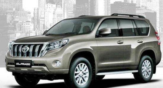 2020 Toyota Prado Redesign