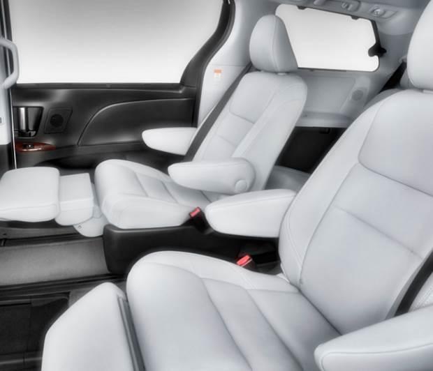 2020 Toyota Sienna Redesign