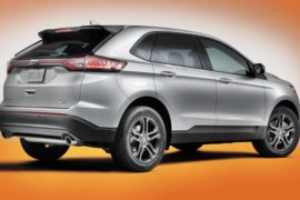 2018 Ford Edge Redesign