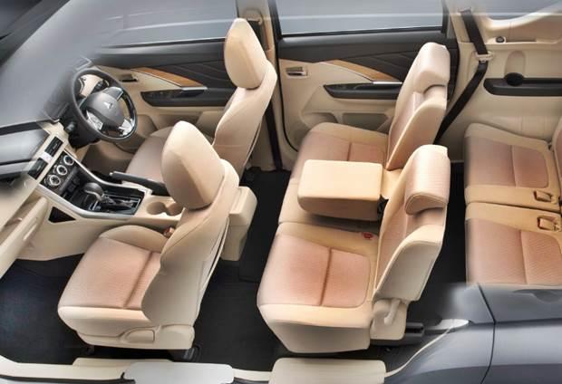 2018 Mitsubishi Xpander Interior