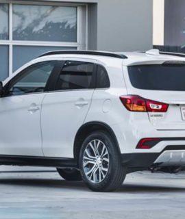 2018 Mitsubishi Expander Crossover Exterior