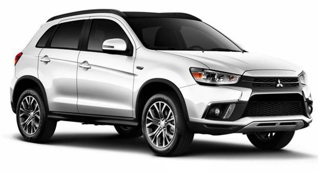 2018 Mitsubishi RVR Specs and Reviews