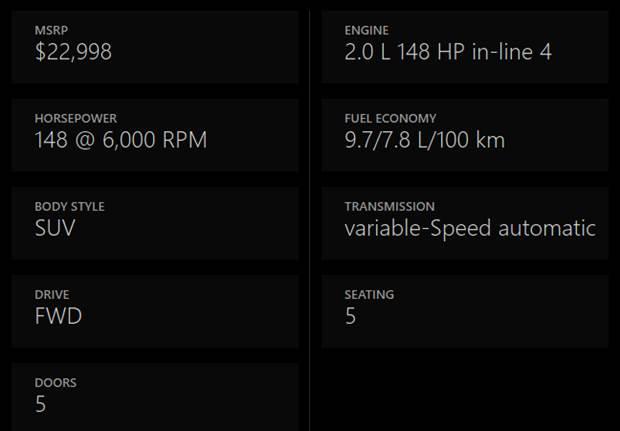 2018 Mitsubishi RVR Specs and Reviews